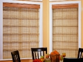 Woven Wood Shades in Orlando